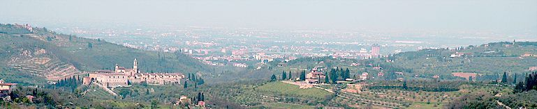 Vacation apartment near Florence, Italy
